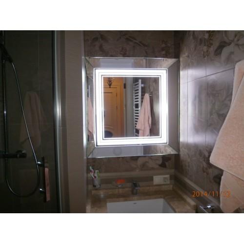 Зеркало с LED подсветкой арт. 07.04